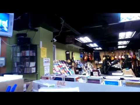 Rob's Music Store Tour