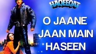 O Jaane Jaan Main Haseen - Haqeeqat | Ajay Devgan & Tabu | Kumar Sanu & Alka Yagnik