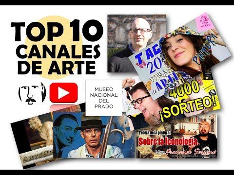 Top 10 canales de ARTE.