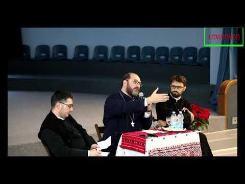 Conferinta cu Pr Constantin Necula