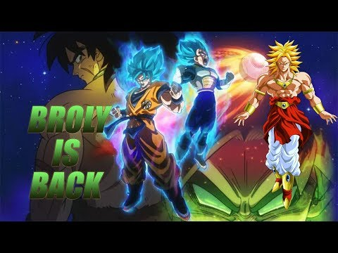 Broly Confirmed In Dragon Ball Super Movie By Akira Toriyama