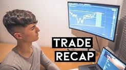 NAS100/USD Trade Recap   Trade Taken and Missed Trade