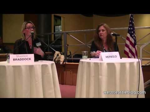 34th District Democrats host Seattle City Council D-1 forum