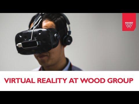 Virtual reality at Wood Group