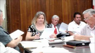 August 27, 2012 Jackson Co. (Alabama) Commission Work Session-Park Restaurant Equipment Issue.wmv