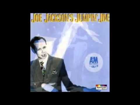 """Joe Jackson interview 1983 - The in-person """"Night and Day"""" interview"""