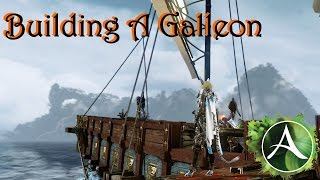 Archeage : Building A Galleon