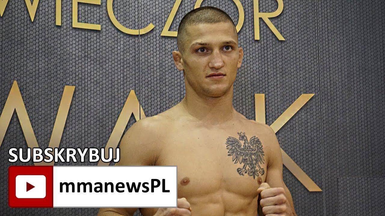 R8: Sebastian Kotwica o przewadze polskich zapasów podczas treningów w Jackson Wink MMA