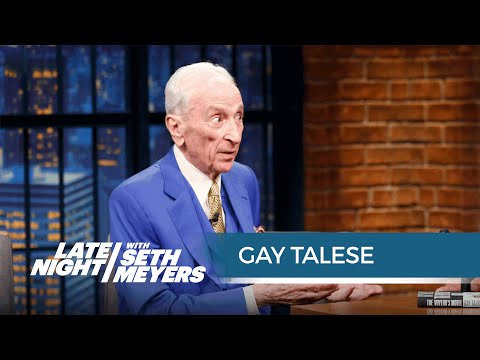 Gay Talese: The Washington Post Was Wrong About My Book
