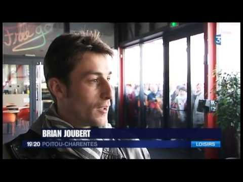 Brian JOUBERT explains his absence at 2013 Rostelecom Cup