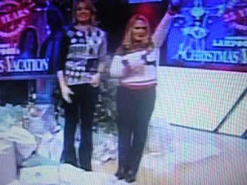 Michelle Beadle 19! (with Beverly D'Angelo)