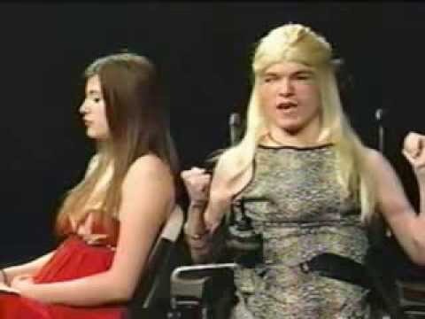 life in drag without girl special poetry slam youtube