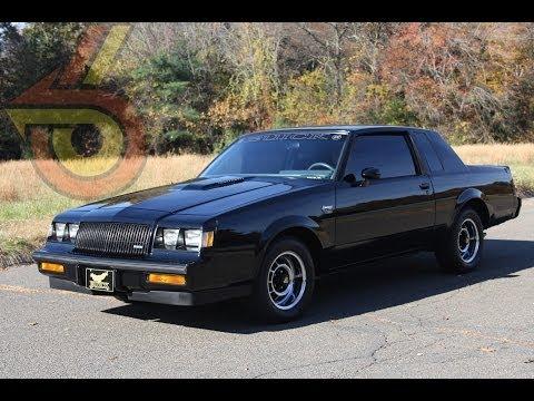 1987 Buick Grand National V6 Turbo, walk around