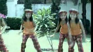 lagu anak-anak  Tek Kotek Kotek