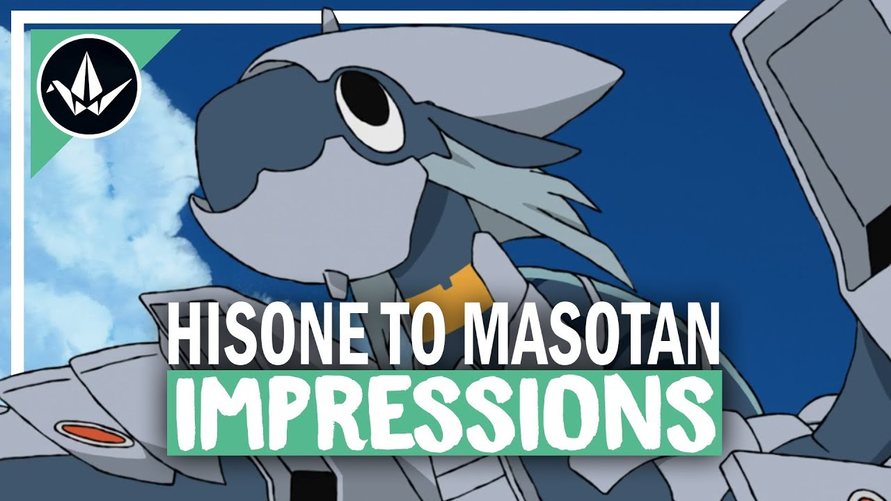 Hisone to maso tan somewhat first impressions dragons vore and more
