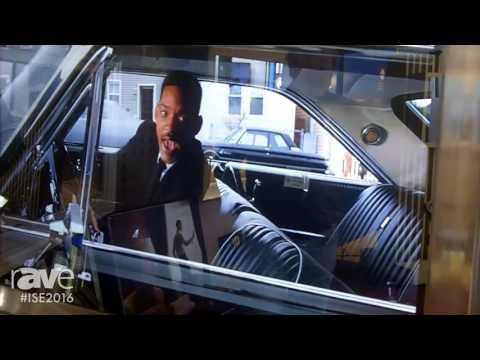 ISE 2016: Reflex Mirror TV Showcases Range of Mirror TVs
