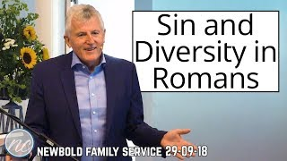 Sin and Diversity in Romans by Sigve Tonstad | Newbold FS