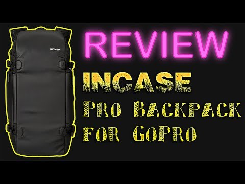 Incase Pro BackPack review