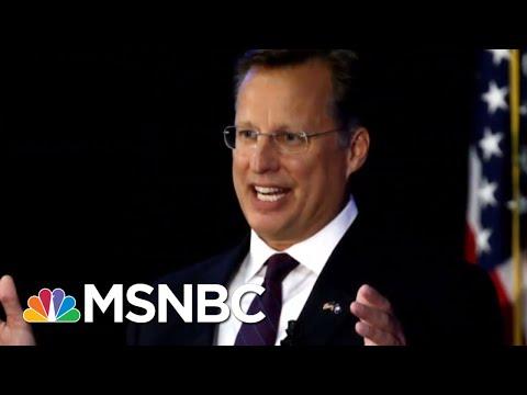 "Democratic Challenger On Representative Dave Brat's ""Shameful"" Comments   The Last Word   MSNBC"