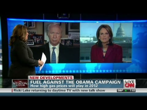 CNN: Political impact of high gas prices