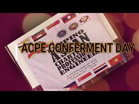 ACPE BATCH 2017 CONFERMENT