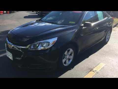 Certified 2014 Chevrolet Malibu Framingham, MA #C2938P - SOLD