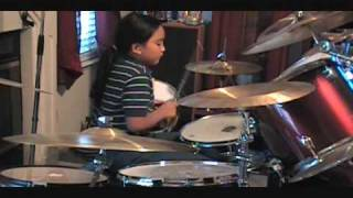The Beatles - Old Brown Shoe (Drum Cover) by Ian(9)Rey