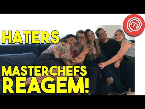 MASTERCHEFS AND THE HATERS   React to Comments #98