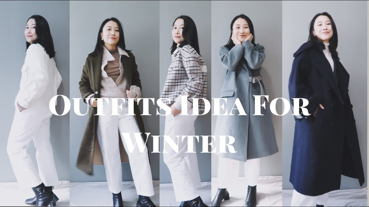 [VIDEO] - 秋冬穿搭 | Outfits Idea For Winter 2