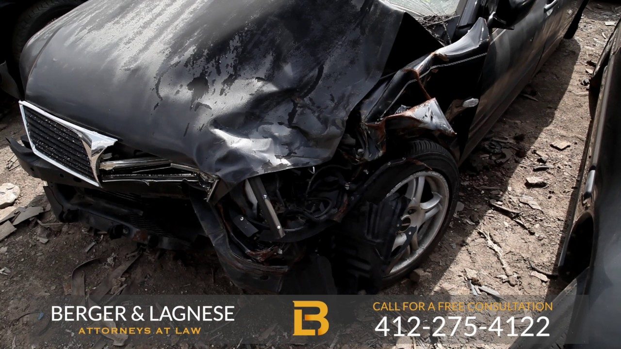Pittsburgh Car Accident Lawyers | Berger & Lagnese, LLC