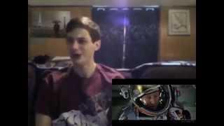 The Martian - Trailer 2 REACTION