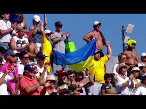Dolgopolov Beats Nishikori For 2017 Buenos Aires Title