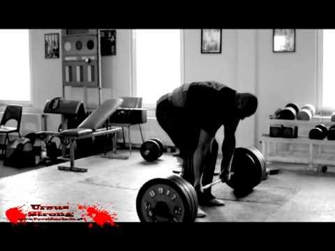 Mateusz Baron - Martwy Ciąg - Dead Lift 300kg 12 razy