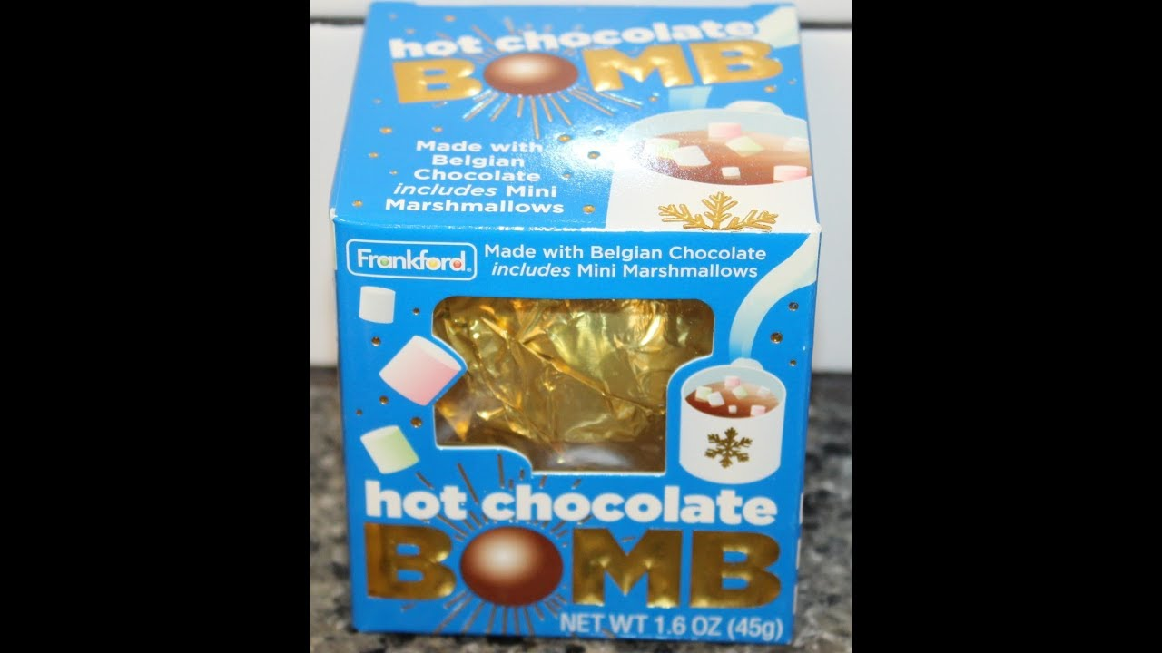 Frankford Hot Chocolate Bomb Review