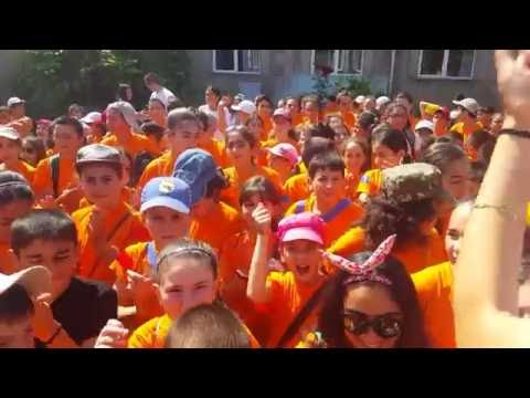 AYF Canada Youth Corps 2016 Week 1