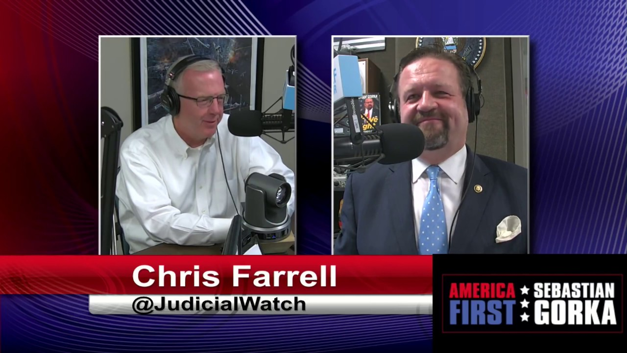 Judicial Watch Asking for Deposition of Hillary Clinton | Chris Farrell