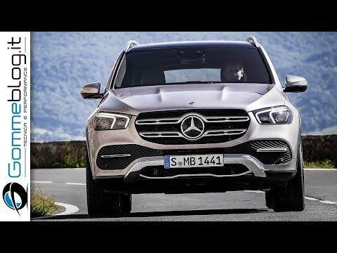 2019 Mercedes GLE - Bye Bye SUV Mercedes-Benz M-Class