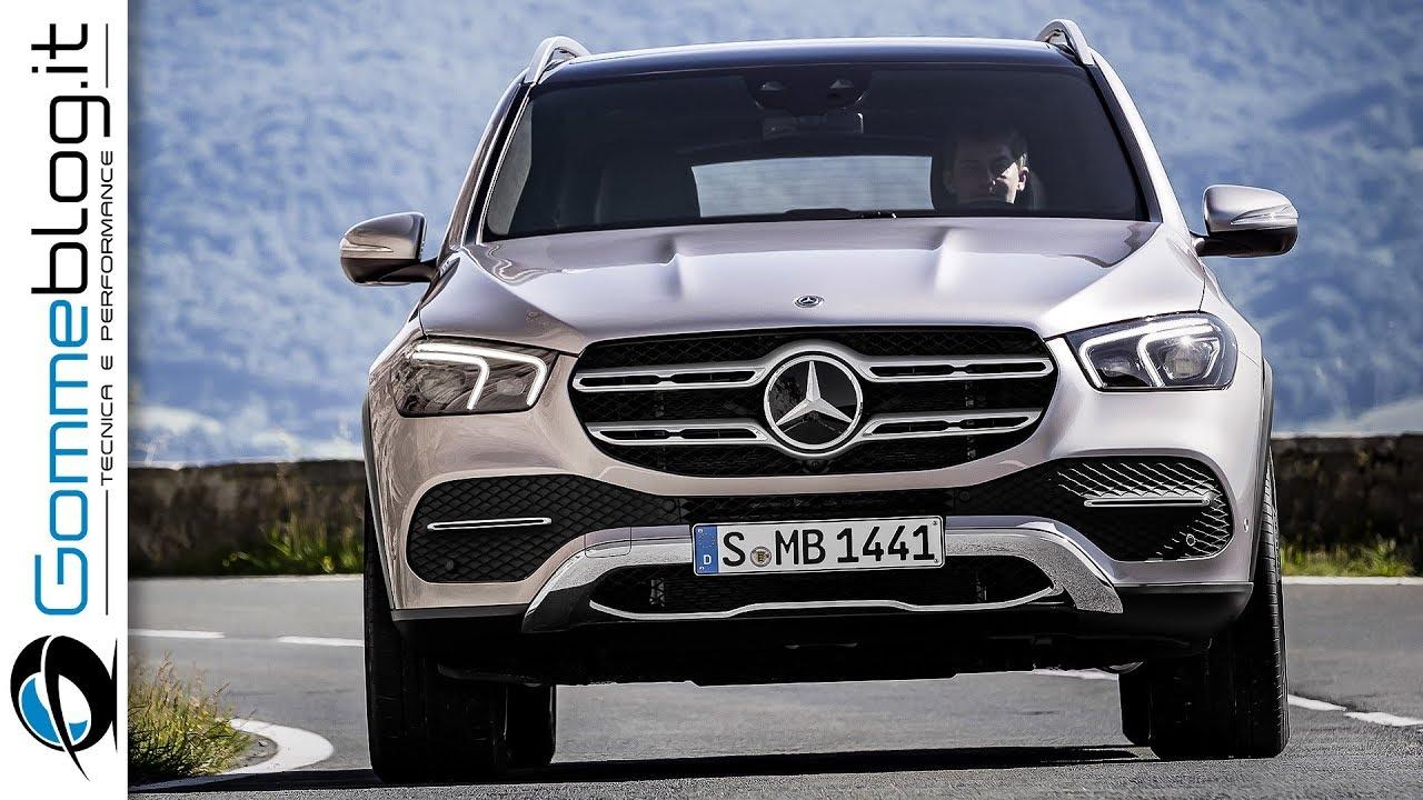 2020 Mercedes Ml Class Concept