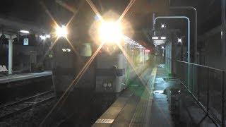 【キハ40系】JR日豊本線 田野駅に普通列車到着