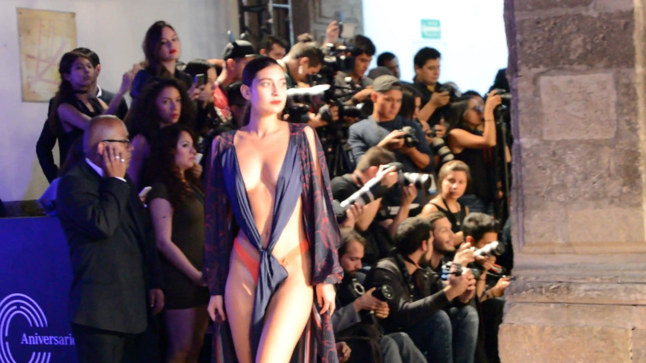 Alejandra Guilmant Mercedes Benz Fashion