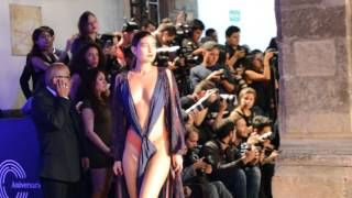 Mercedes-Benz Fashion Week Mexico 2016 #MBFWMx PV17 Desfile Marika Vera By Fashion & Style M TV