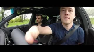 Mariusz Kędzierski w 477 KM Lexusie GS F, opowiada Bartkowi jak zrobił prawo jazdy