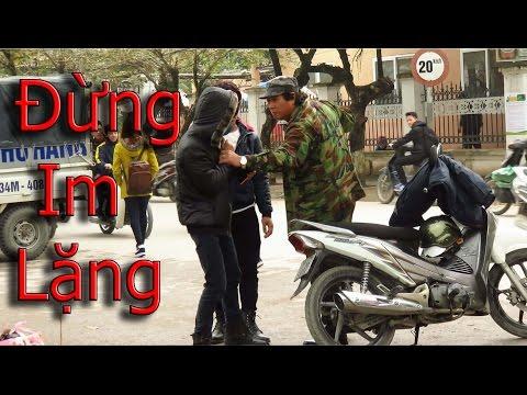 NTN - Đóng Giả Ăn Cướp Thử Lòng Người Vô Cảm - Posing robbery try emotionless hearts