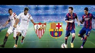 بث مباشر مباراة برشلونة ضد اشبيلية الدوري الأسباني الممتاز اليوم 4_11_2017