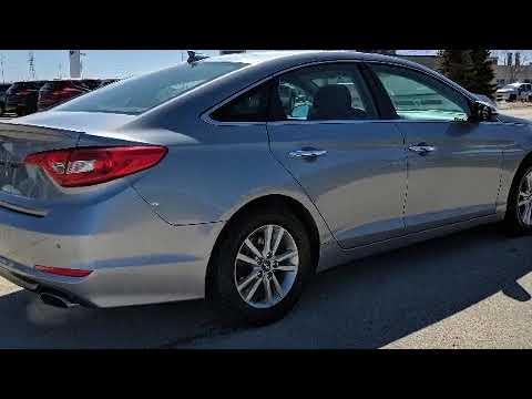 2017 Hyundai Sonata in Winnipeg, MB R3T 5V7