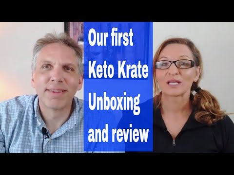 keto-krate-unboxing-and-taste-test---you're-going-to-laugh-a-lot!