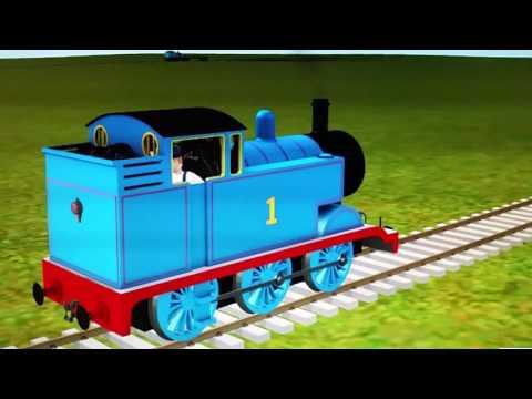 Down the Mine Trainz Remake Clip