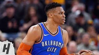 Oklahoma City Thunder vs Utah Jazz - Full Game Highlights | March 11, 2019 | 2018-19 NBA Season