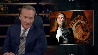 New Rule: Nut Pick | Real Time with Bill Maher (HBO)