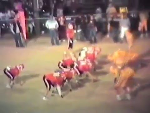 1989 Atoka Wampus Cats at Stilwell Indians Football (Class 3A Playoffs 1st Round)